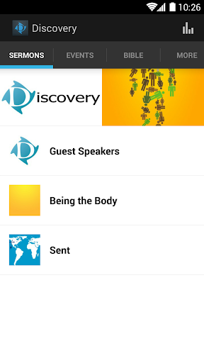 Discovery Christian Church App