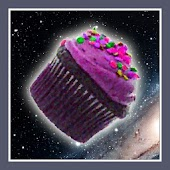 Cupcakes In Space