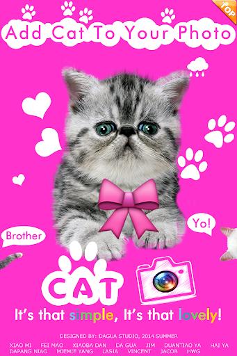 喵星人相機 100只可愛貓咪 照片趣味美化裝扮 寵物化妝