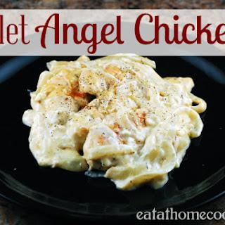 Skillet Angel Chicken