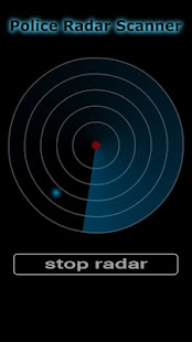 Police Radar Scanner - screenshot thumbnail