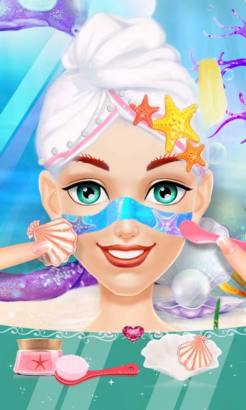 Ocean Princess - Mermaid Salon- screenshot