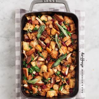 Kale & Shiitake Mushroom Stuffing