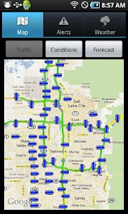 UDOT Traffic - screenshot thumbnail