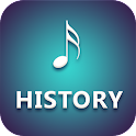 Lyrics for HISTORY icon