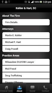 Wisconsin Criminal Defense Law- screenshot thumbnail