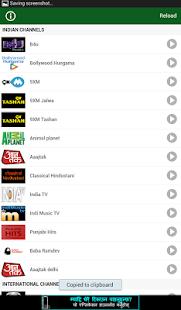 Indian TV live