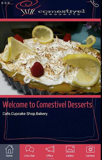 Comestivel Desserts