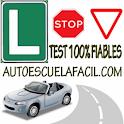 AutoescuelaFacil Permiso B logo