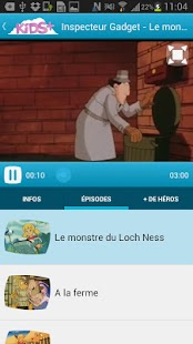 Dailymotion Kids+ - screenshot thumbnail