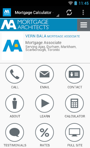 Mortgage Calculator - VernBala