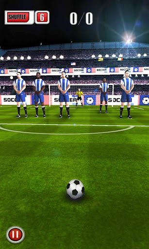Soccer Kicks (Football) 2.4 screenshots 4