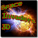 Space Invaders 3D Google TV logo