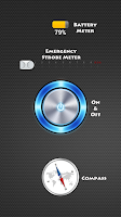 Screenshot of Flashlight for Sony Xperia