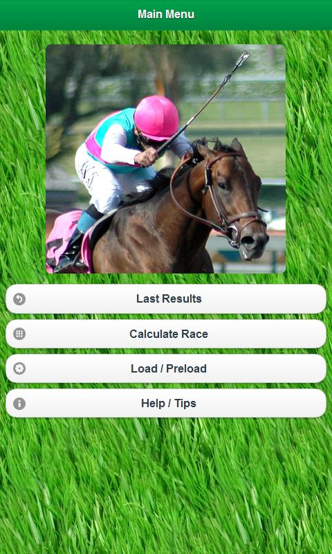 Horse Racing Handicapping- screenshot