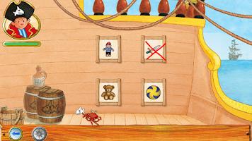 Screenshot of Capt'n Sharky Logik