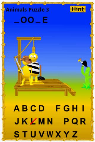 Hangman Word Puzzle Free