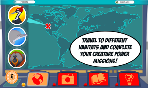 Wild Kratts World Adventure