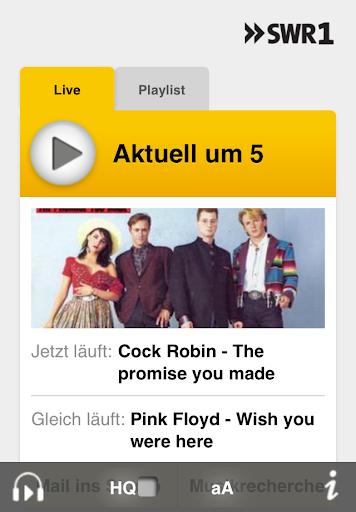 SWR1 Rheinland-Pfalz Radio