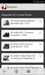 Jordans Out - Releases & Quiz- screenshot thumbnail
