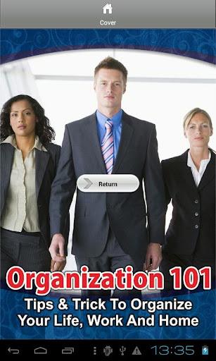 Organization 101