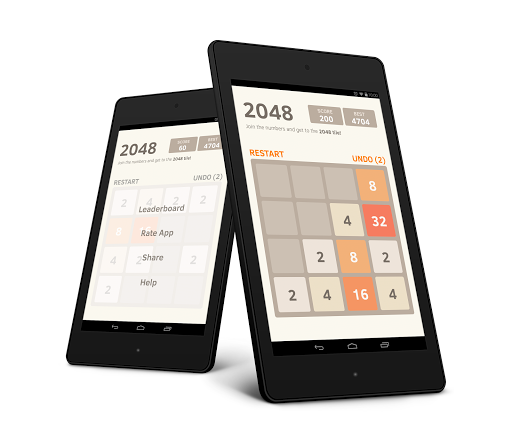 2048 Number puzzle game 7.05 screenshots 8