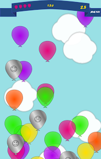3,2,1 Burst balloons ! - screenshot thumbnail
