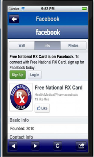 Free National RX Card