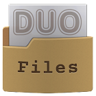 Duo: Holo File Manager w/ Root icon