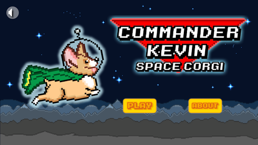 Commander Kevin: Space Corgi