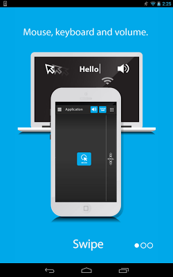 Apptui: PC remote - Mac remote - screenshot