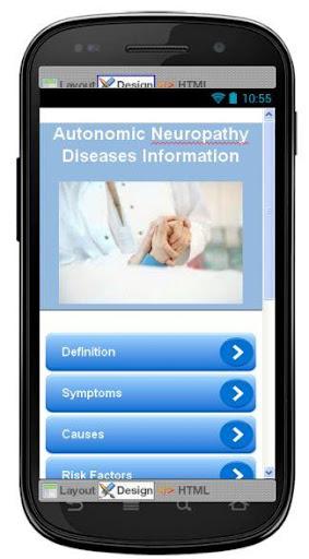 Autonomic Neuropathy Disease