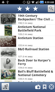 Maryland Civil War Trails - screenshot thumbnail