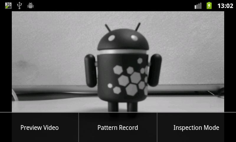 Demo Reconocimiento Patrones - screenshot