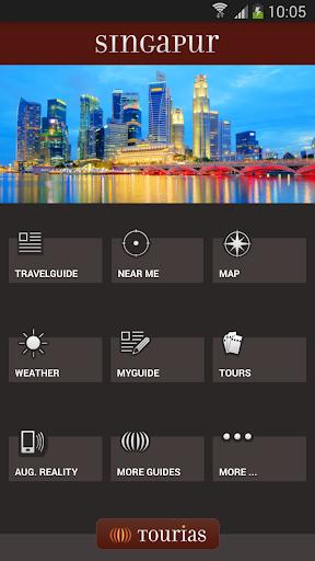 Singapore Travel Guide–Tourias