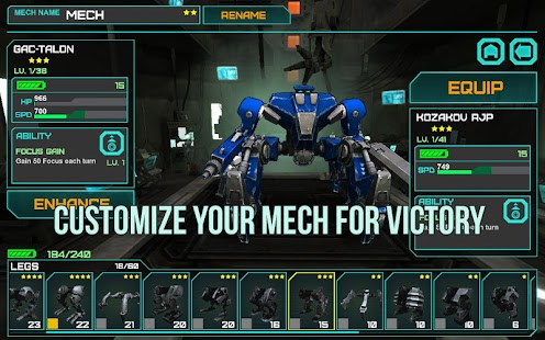 Mech Conquest- screenshot thumbnail