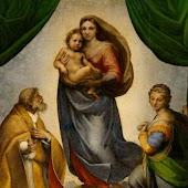 500 Jahre Sixtinische Madonna