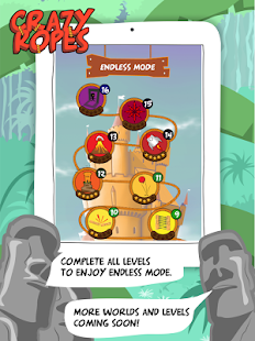 Crazy Ropes : The Ninja Escape Screenshot 7