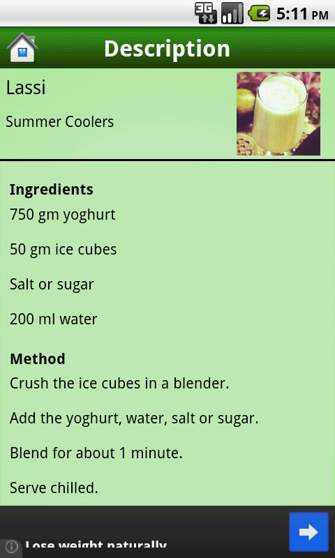 Drinks Recipes - screenshot