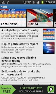NBC2 App - #1 News App in SWFL - screenshot thumbnail
