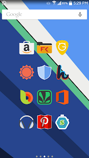 Lcons 5.0 (Lollipop) Screenshot