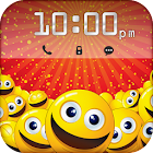 Cute Smileys Go Locker icon