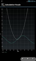 Screenshot of Vocal Scientific Calculator PR