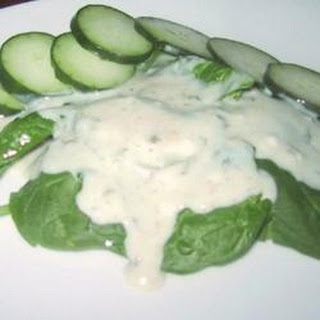 Dijon Yogurt Dressing