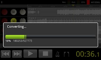 Screenshot of FourTracks Coverters (Beta)