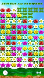 Jewels and Flowers Screenshot 3