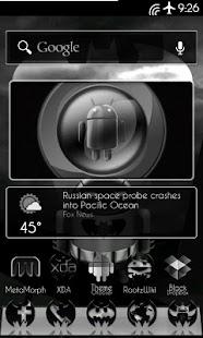 DarkGinger Theme CM7 (FREE) - screenshot thumbnail