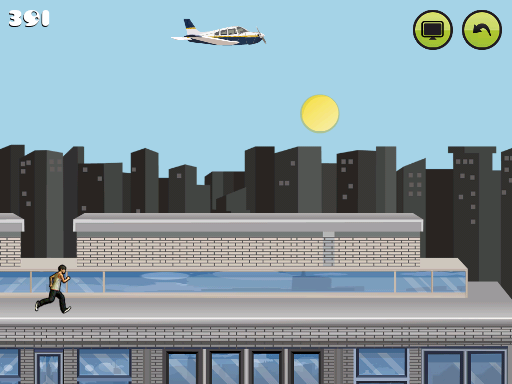 Parkour Roof Riders Android Apps On Google Play
