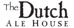 Logo for The Dutch Ale House
