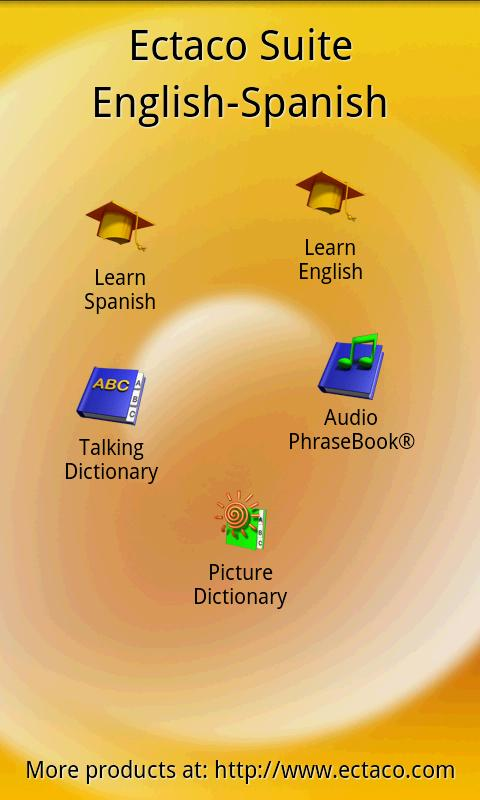 English - Spanish Suite - screenshot